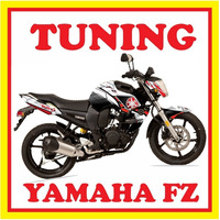 Tuning Motos Yamaha Fz16, Monster, Rockstar, Fox Stickers