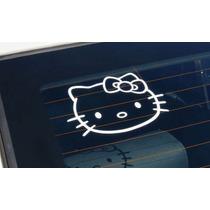 Stickers Hello Kitty Para Pegar En Tu Auto O Camioneta
