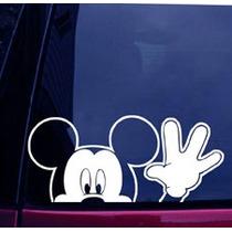 Stickers De Mickey Micky Mouse Para Pegar Donde Desees !!