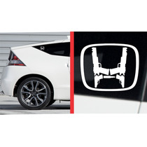 Stickers Honda Arms Para Pegar En Tu Auto, Moto O Camioneta