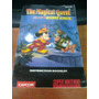 The Magical Quest Mickey Mouse-solo Manual Original-supernes