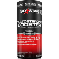 Testosterona Natural Booster De Muscletech ® Usa 60 Capsulas