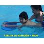 Tablita De Natación - Flexi Tablita De Goma Eva - Kickboard
