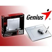 2016 - Tablero Genius Mousepen Para Diseño Genius I608x