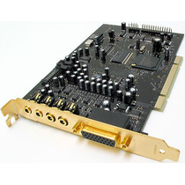 Tarjeta Sonido Creative Sound Blaster X-fi Xtreme Music 7.1