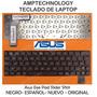 Teclado Laptop Tablet Asus Eee Pad Slider Sl101 Español