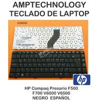 Teclado Laptop Hp Compaq Presario F500 F700 V6000 V6500