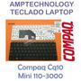 Teclado Laptop Hp Compaq Cq10 Mini 110-3000 Nuevo
