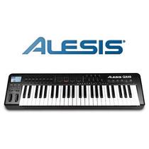 Alesis Qx49 Teclado Controlador Midi Usb 49 Teclas Pads