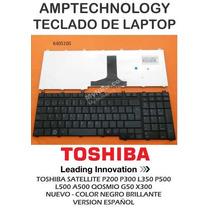 Teclado Laptop Toshiba Satellite A500 A505 A505d F501 L535 E