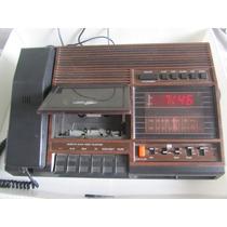 Telefono Radio Grabadora Despertador