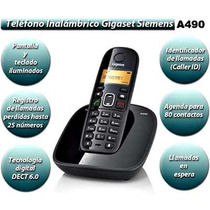Telefono Inalambrico Gigaset A 490 Siemens