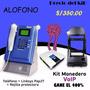 Telefono Monedero Publico Voip Gane El 400%%%!!