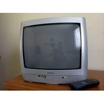 Televisor Samsung De 21 Pulgadas, Como Nuevo.