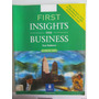 First Insights Into Business Sue Robbins Students Book