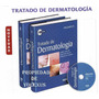 Libro De Medicina Tratado De Dermatologia 2 Tomos Nue.edic