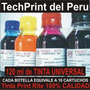 30 Cartuchos Tinta Color Hp Epson Lexmark Canon Recarga