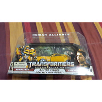 Transformer Bumblebee Human Alliance With Sam Witwicky