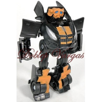 Transformers Dotm Mudflap Legends Class Hasbro Doblep