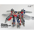 Fwi - 4m Jetwing Upgrade Kit Metallic Optimus Prime Leader