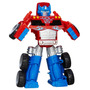 Transformers Rescue Optimus Prime ¿ Remolque De Rescate