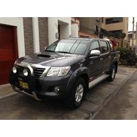 Alquiler De Camionetas Toyota Hilux 4x4 Srv, Fortuner