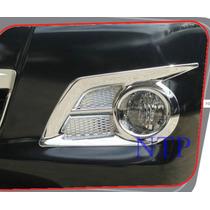 Toyota Hilux 2006 - 2014 Cromados De Neblinero