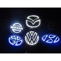 Logo Led Emblema Hyundai Kia Toyota Mazda Nissan Wv