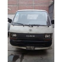 Toyota Hiace Combi Panel