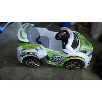 Carros A Batería Hi Baby Nuevo Y Con Garantía Desde S/. 400