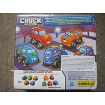 Juguete Chuck Y Sus Amigos Tricked Salida De La Flota