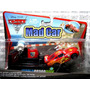 Mc Mad Car Auto Cars 2 Disney Pixar Mc Queen Con Lanzador