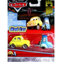 Mad Car Cars Luigi Y Guido Auto Disney Pixar Pack X 2