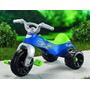 Triciclo Moto Fisher Price Kawasaki Bebes Niños 2-5años