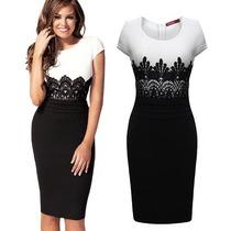 Vestido Elegante Celebrity Importado Nuevo En Stock Elle851