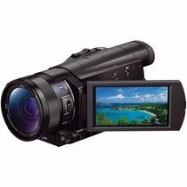 Sony Fdr-ax100 4k Ultra Hd Filmadora