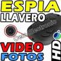 Llavero Espia Modelo 2016, Mejor Calidad Imagen Y Sonido