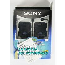 Microfono Solapero Sony - Videocamara Sony Hd Hdv Full Hd Dv