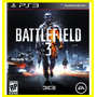 Battlefield 3 By Electronic Arts Juegos Originales Para Ps3