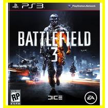 Battlefield 3 By Electronic Arts Juegos Originales Para Ps3