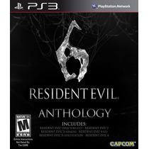 Resident Evil Anthology - Ps3