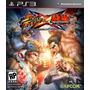 Street Fighter Vs Tekken - Ps3 - Playstation 3 - Nuevo