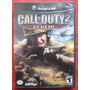 Call Of Duty 2: Big Red One - Gamecube Perfecto Estado