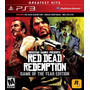 Red Dead Redemption Game Of The Year Edition Ps3 Juegos Ps3