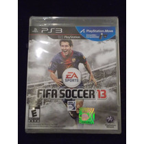 Fifa Soccer 2013 Ps3 Delivery Español