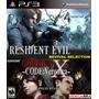Resident Evil 4 + Code Veronica || Español || Playstation 3
