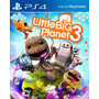 Little Big Planet 3 Ps4 Español Juegos Ps4