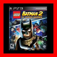 Lego® Batman¿ 2 Dc Super Heroes Ps3