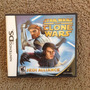 Star Wars The Clone Wars- Juego- Ds