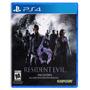 Resident Evil 6 Ps4 En Español